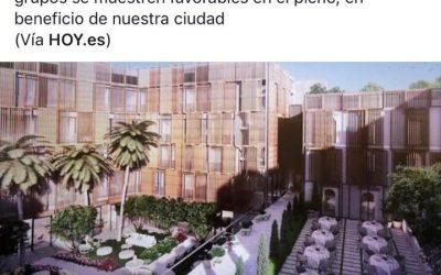 El Grupo Socialista critica el uso partidista de los perfiles institucionales del Ayuntamiento