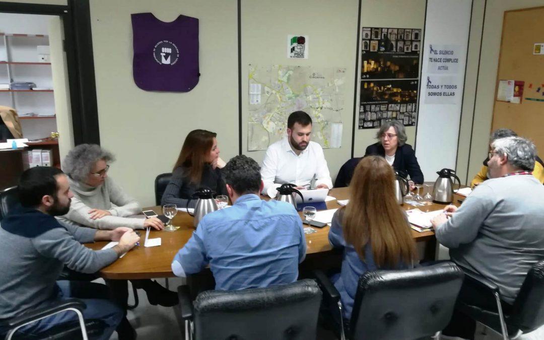 Luis Salaya aboga por un cambio de modelo del Consorcio Ciudad Histórica