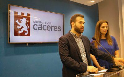 Luis Salaya propone al equipo de Gobierno destinar el EDUSI de Diputación a incrementar el comercio local