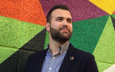 Luís Salaya presenta su lista para Gobernar Cáceres .