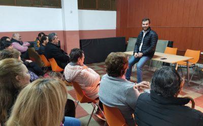 Luis Salaya se felicita porque el equipo de Gobierno se sume a su propuesta de crear un espacio cultural en Aldea Moret