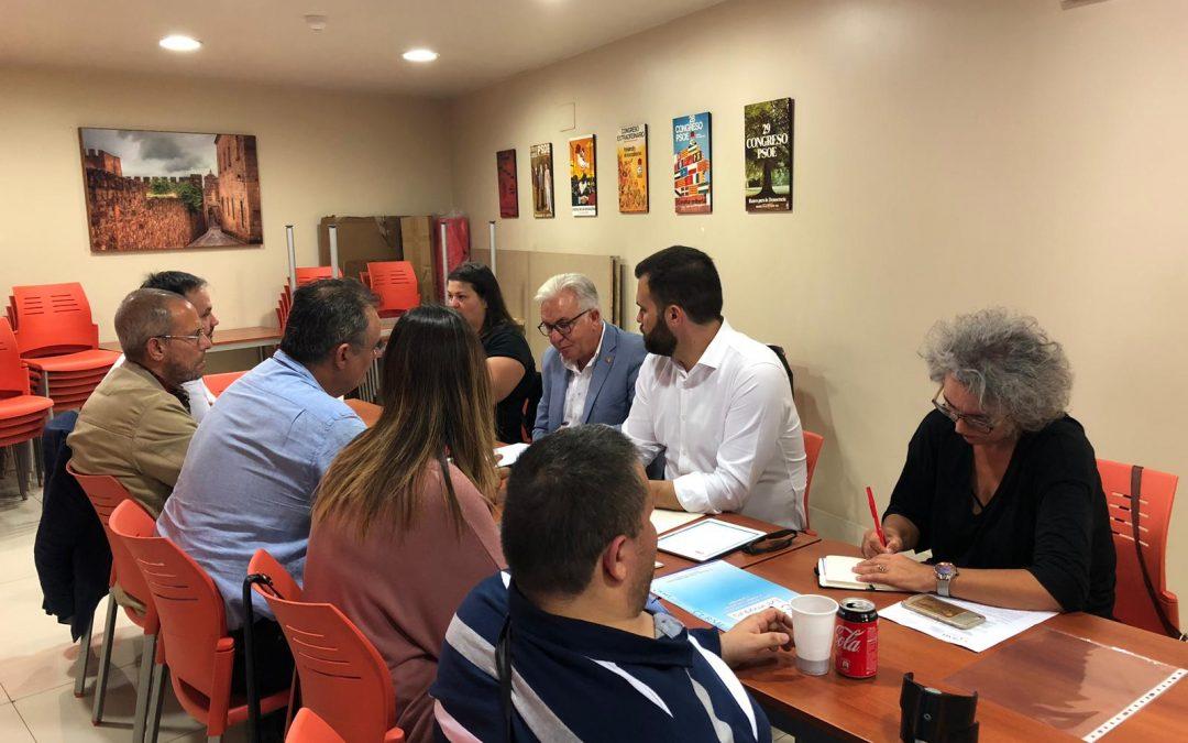 Luis Salaya se marca la accesibilidad y la inclusión como uno de los principales retos de la ciudad